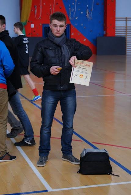 III  miejsce dukielskich licealistów w Powiatowej Licealiadzie - DSC03453.jpg