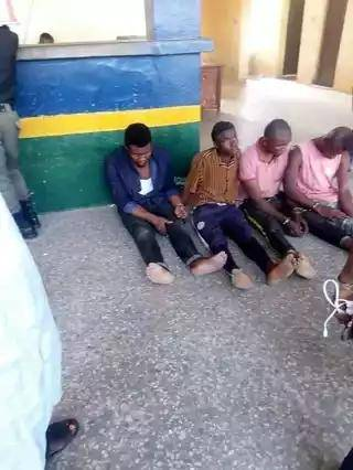 Mpape First Bank Robbery: Shocking Revelation As Suspects Name Informant