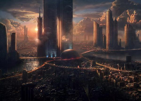 City On Rise Of Civilization, Magick Lands 2