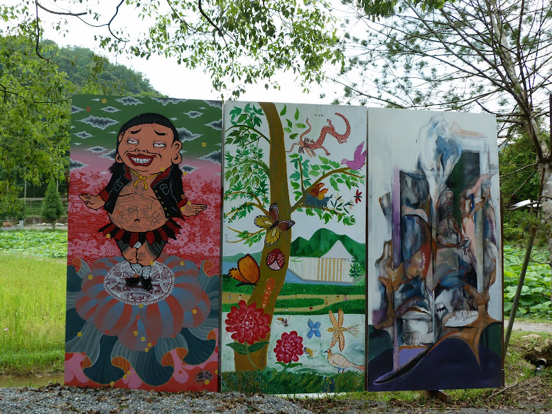 TAIWAN Dans la region de Wushe,au centre - P1140008.JPG