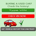 Car VIN History Report icon
