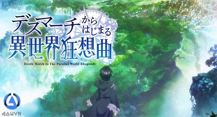 sXxKw5S - [ Anime 3gp Mp4 ] Death March kara Hajimaru Isekai Kyousoukyoku | Vietsub - Hấp dẫn