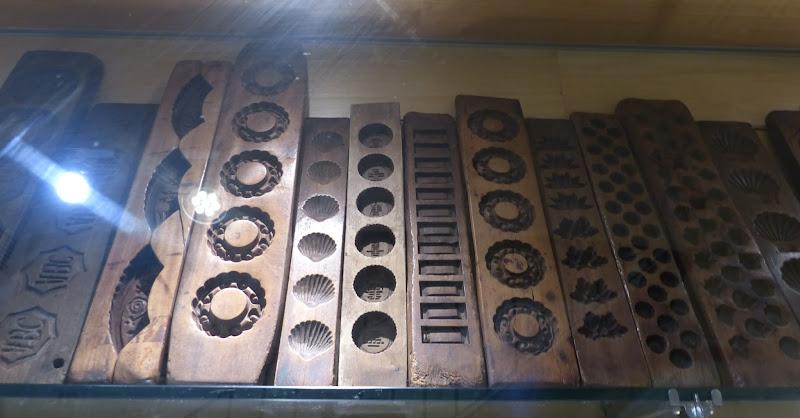 Danshui et une impressionnante collection de moules à gâteaux - P1240801.JPG