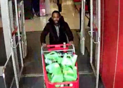 Shoplifter at Brooklyn Target sprays irritant at store officer, flees with detergent