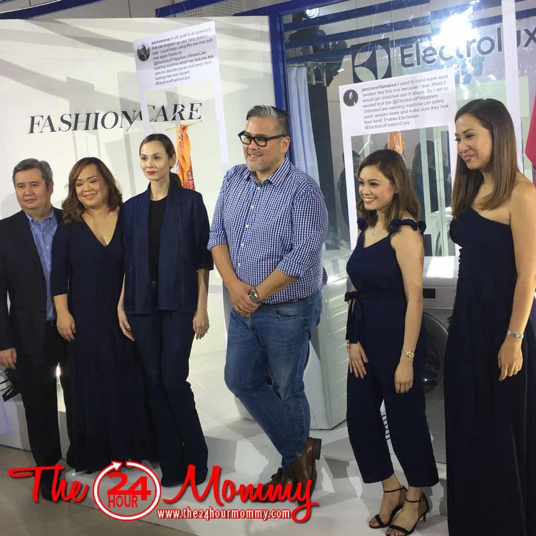 Electrolux FashionCare Ambassador