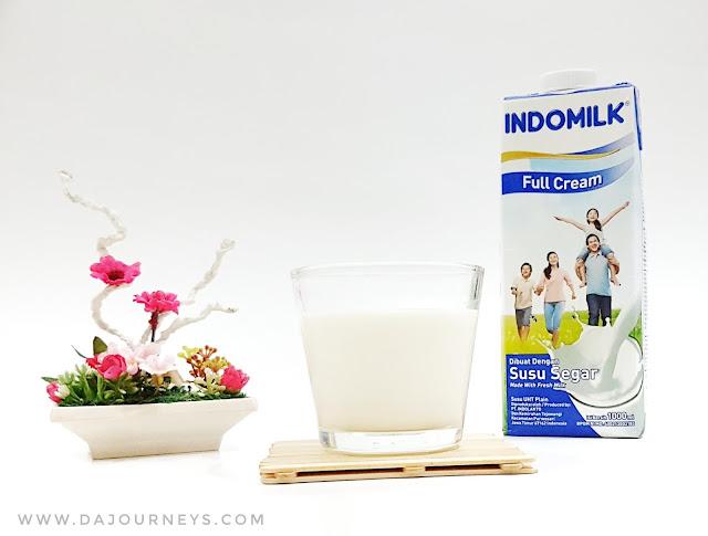 Gurihnya Indomilk, Garam, Gurihnya susu, Susu Gurih, Susu Tanpa Garam, Rasa Gurih Susu Asli, Buka Kebaikan,