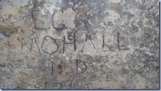 """EG for Mohall, ND '29"""
