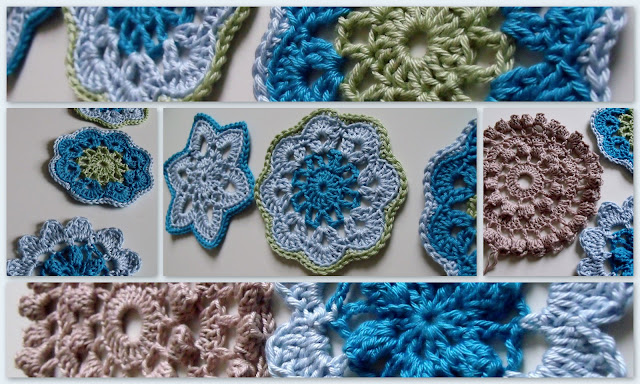 how to crochet, free crochet patterns, coasters, decorations,