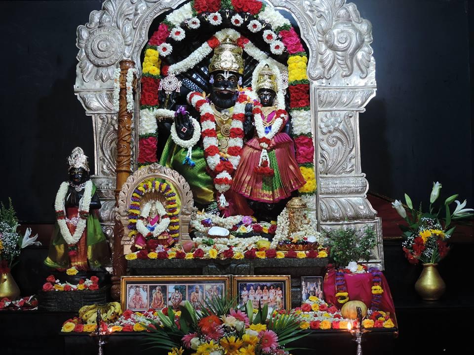 ISKCON Bangalore Deity Darshan 29 May 2016 (10)