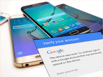 Bypass Remove Google Factory Reset Protection (FRP)