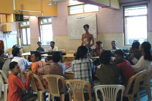Humsafar drop-in center has numerous meetings