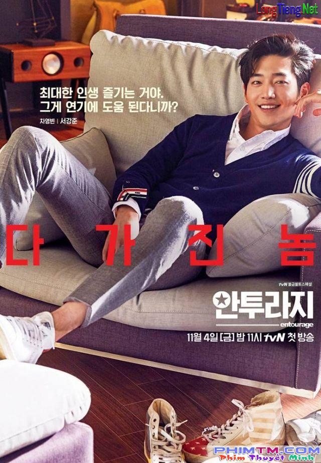 9 phim truyền hình Hàn đầy hấp dẫn thống trị cuối năm 2016 - Ảnh 3.