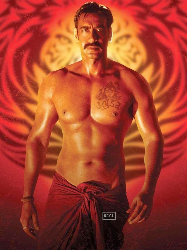 With over two decades in the industry , Ajay Devgn has transformed into a force to reckon with. With bulked up frame and heavy duty performance, Ajay is the real Singham of Bollywood. Click next to Aamir Khan's picyure from the past!