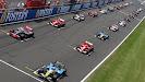 Start grid of the 2006 British F1 Grand Prix
