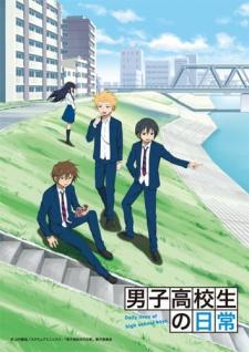 Danshi Koukousei No Nichijou - Daily Lives of High School Boys | Đời Thằng Học Sinh