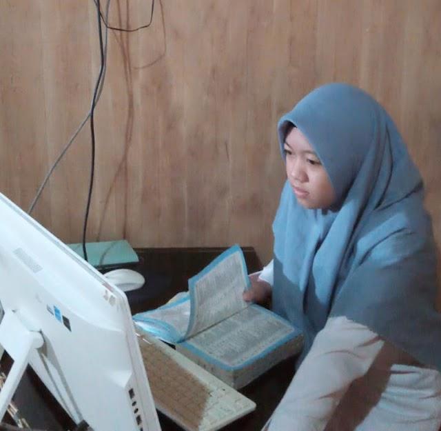 Menghadapi Era Baru, MBS At-tanwir Mamuju Sukses Laksanakan PAT Online