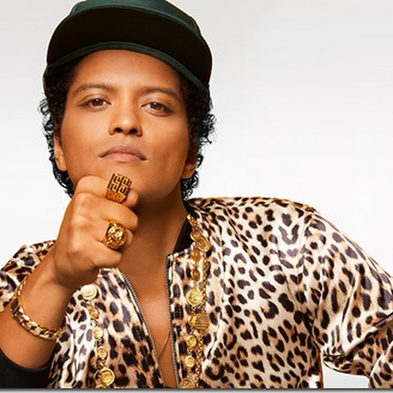 Bruno Mars Mexico: Viernes 2 de Febrero 2018