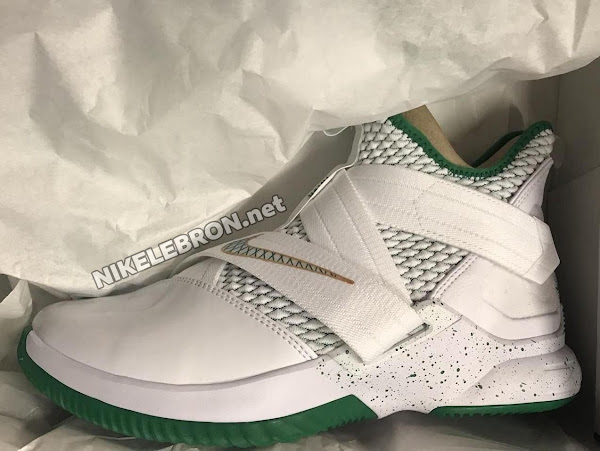 First Look at Upcoming Nike LeBron Soldier 12 SVSM Home