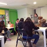 Educació Infantil visita la ludoteca Olzinelles