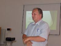 Rigó László alpolgármester üdvözölte a résztvevőket.JPG