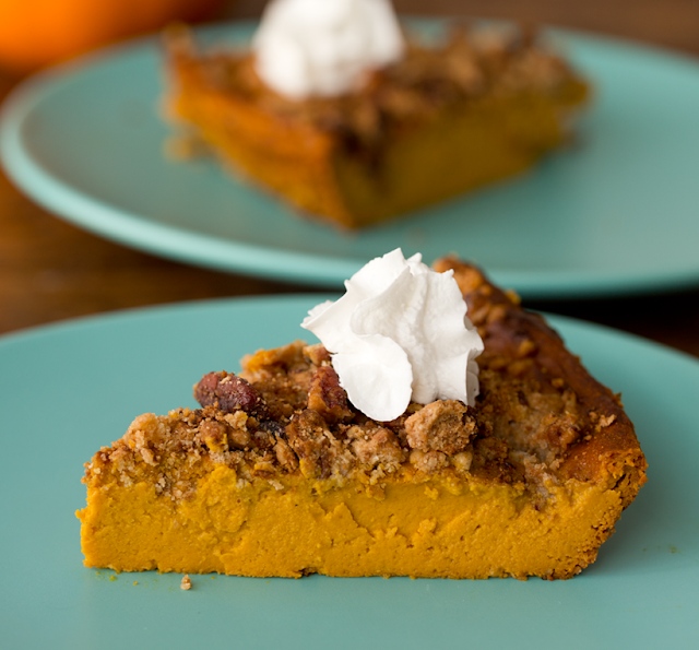 how to make real pumpkin pie