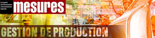 Entete Gestion de production -Mesures Magazine