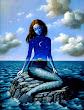 Art New Ocean Mermaid