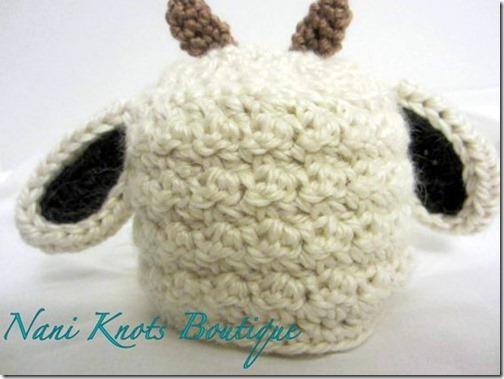 disfraz casero de cabra (6)