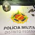 Homem é preso com arma de fogo em Samambaia