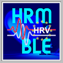 BLE Heart Rate & HRV Recorder icon