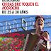 ARGENTINA: Chicas que toquen el acordeo entre 25 a 30 años para publicidad