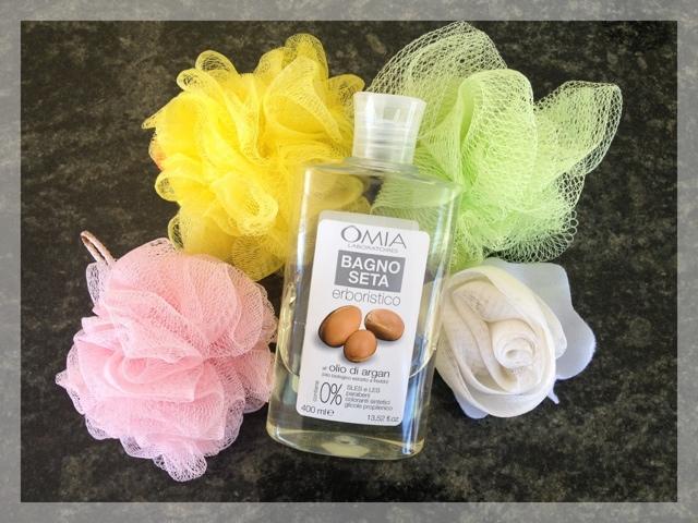 Appunti e spunti bagno seta erboristico all 39 olio di argan di mia laboratoires - Omia bagno seta olio di jojoba inci ...
