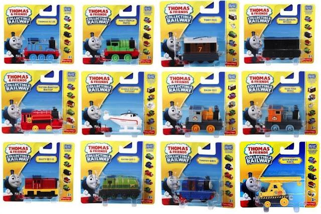Đồ chơi tàu hỏa Thomas và những người bạn Fisher Price BHR64