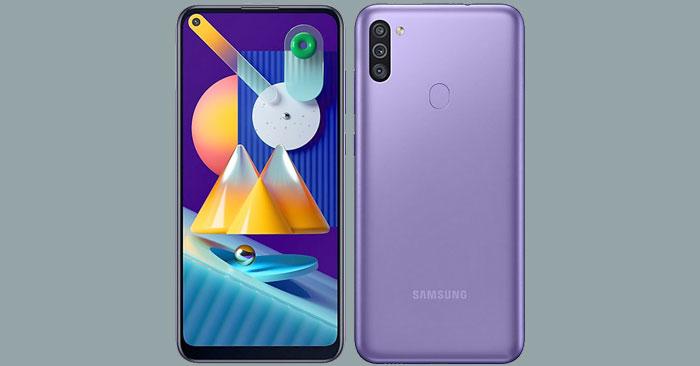 Samsung Indonesia kembali memboyong smartphone entry level harga murah  Samsung Galaxy M11 : Harga Januari 2021, Spesifikasi, Review