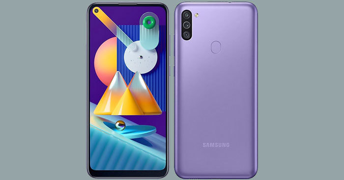 Harga Samsung Galaxy M11 dan Spesifikasi
