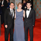 OIC - ENTSIMAGES.COM -  at the EE British Academy Film Awards (BAFTAS) in London 8th February 2015 Photo Mobis Photos/OIC 0203 174 1069