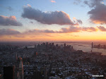 Empire State Building View, New York City  [2004]