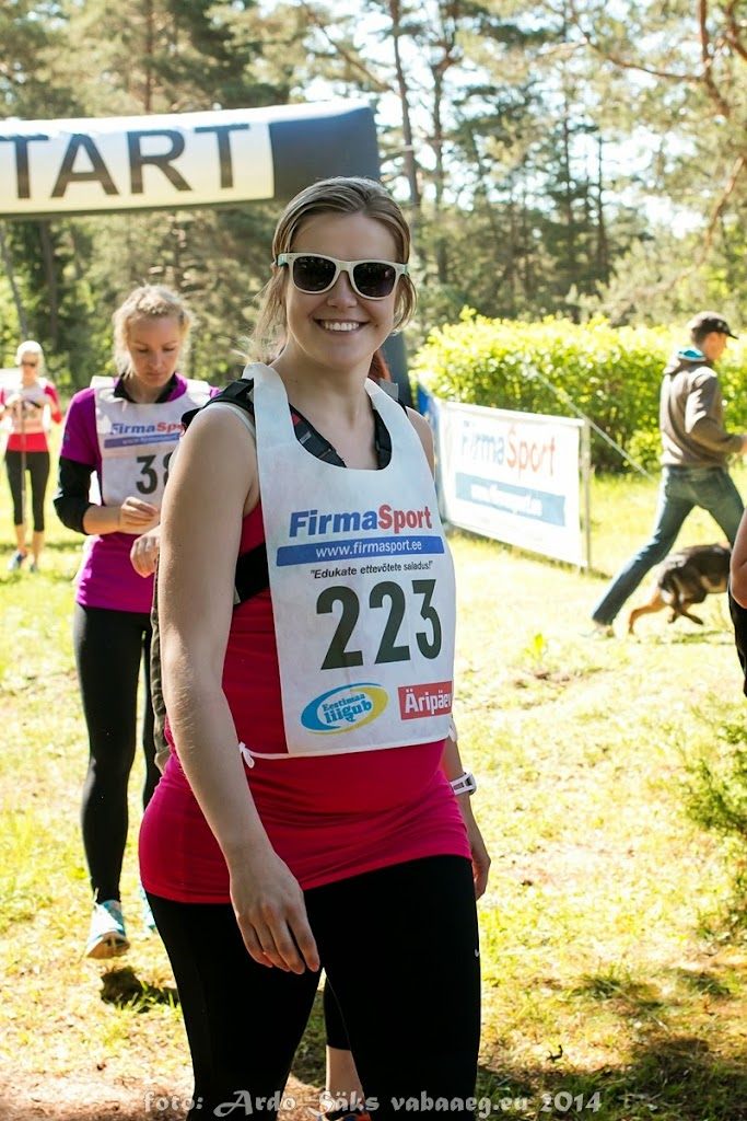 Noarootsi Kepikõnni- ja käimismaraton 44.5km, 23.5km ja 11.5km 2014.06.15 / foto: Ardo Säks, www.vabaaeg.eu