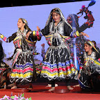 Annual Day 2015 - (29-11-2015) Performance by Grade V Girls (Kalbeliya Dance)