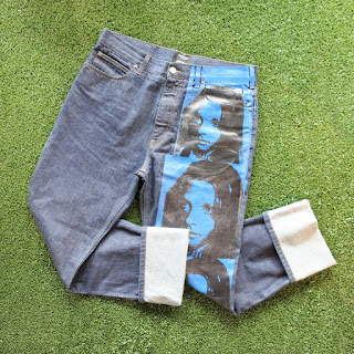 Calvin Klein 205W39NYC Jeans X Andy Warhol Jeans