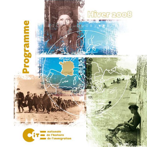 musée Cite Nationale de lhistoire de limmigration brochure -SansException