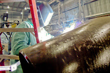 Carbon Steel Pipe Fabrication