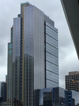 A building in Seattle