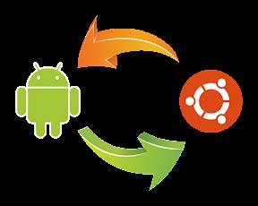 Copiar archivos entre Android y Ubuntu - FTP