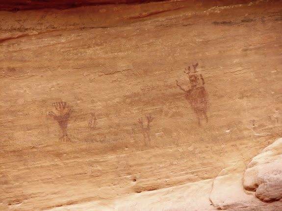 Sevenmile pictographs