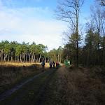 029-Nieuwjaarswandeling met de Bevers.Menno gidst ons door het mooie natuurgebied De Regte Heide te Go+»rle