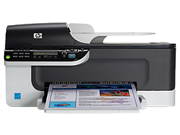 How to download HP Officejet J4550 inkjet printer driver