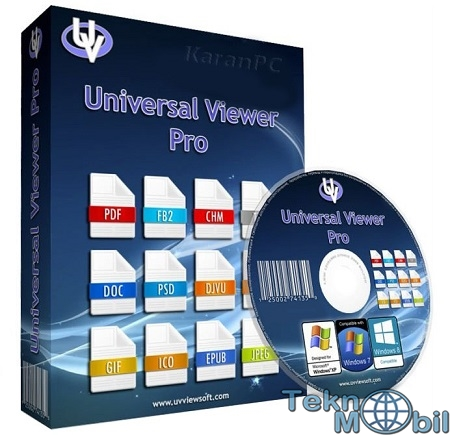 Universal Viewer v6.5.6.2 Full