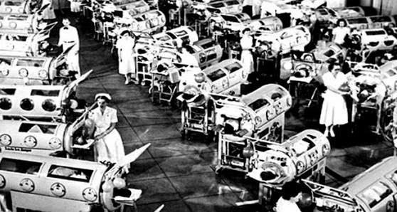 επιδημία πολιομυελίτιδας του 1916.
