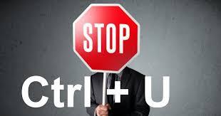 Cara Memasang Script Anti Copas Disable CTRL+U Otomatis Redirect